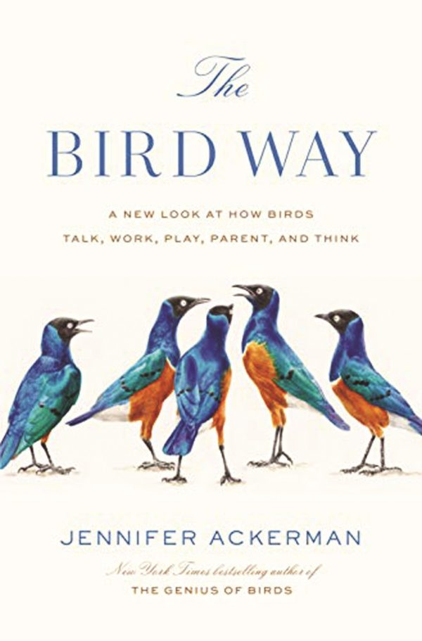 The Bird Way book cover